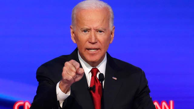 Why did Democrats give Biden a pass with Ukraine scandal during the 4th debate?