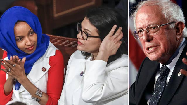 Three 'Squad' members reportedly set to endorse Bernie Sanders