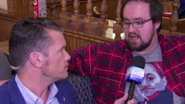 Breakfast with 'Friends': Ohio voters react to Democrat debate