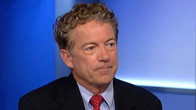 Sen. Rand Paul: 'Wouldn't surprise me' if John Bolton is behind Ukraine leaks