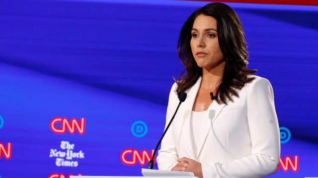 Tulsi Gabbard slams media for referring to her as a 'Russian asset'