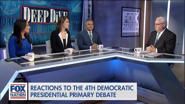 Former Democratic strategist hits Joe Biden for answer on corruption question in debate