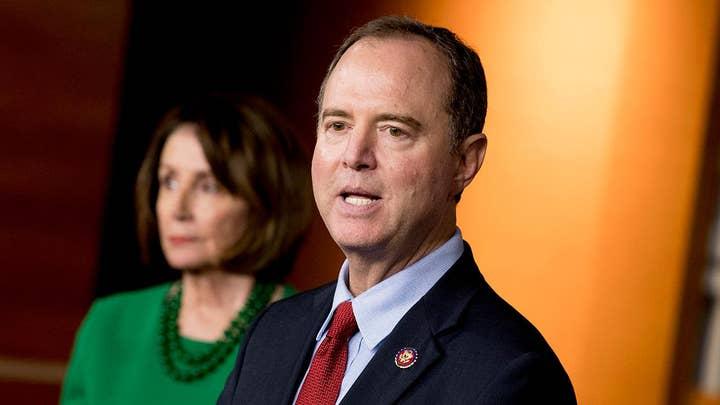 135 House Republicans co-sponsor resolution to censure Schiff over Trump call parody