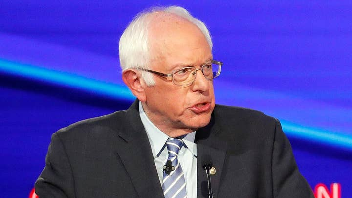 Bernie Sanders' health remains under microscope as he returns to debate stage after heart attack