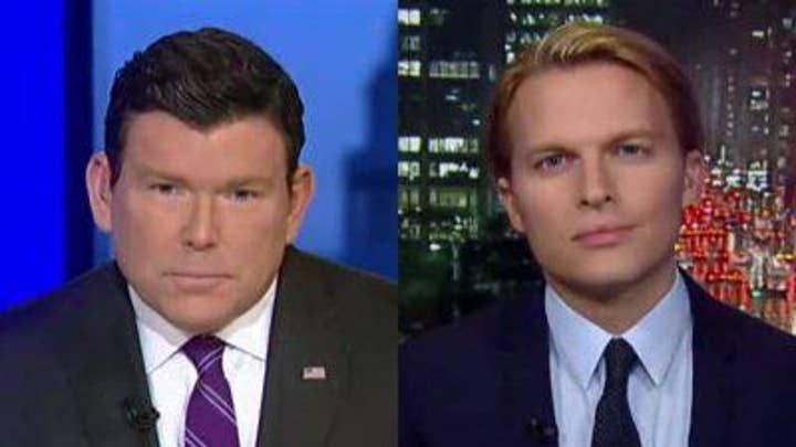 Ronan Farrow claims Hillary Clinton staff tried to withdraw from interview over Weinstein investigative reporting