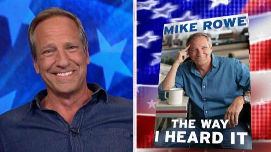 Mike Rowe on his new book 'The Way I Heard It'