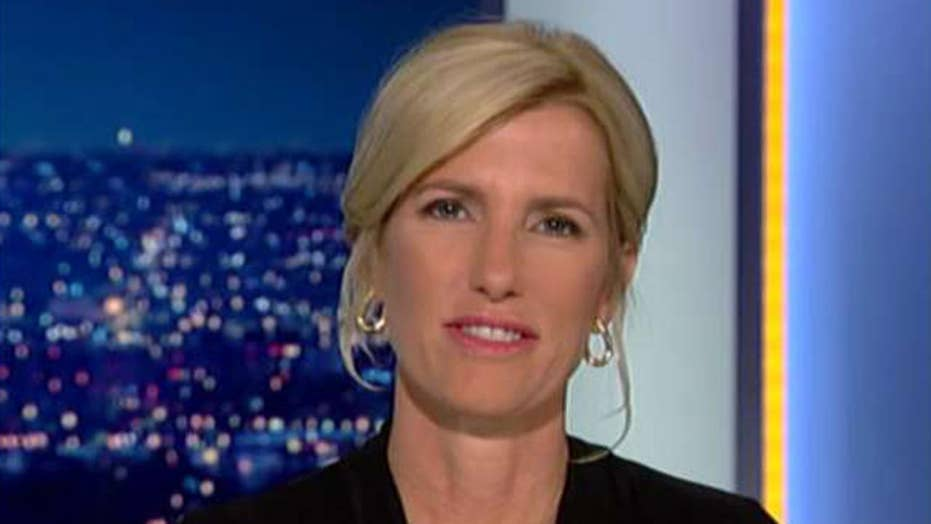 Ingraham: Media go easy on Democrats