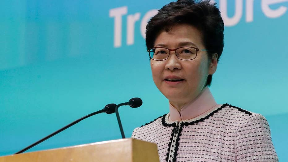 Lam: Hong Kong Human Rights and Democracy Act is totally unjustified and unwarranted