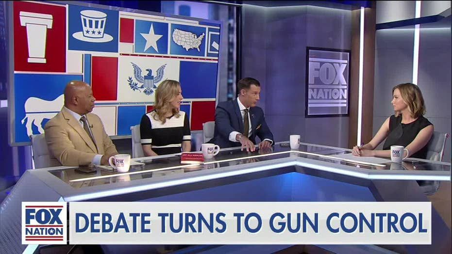 'They're giving a master's degree on misinformation': Retired Marine rips O'Rourke's gun confiscation plan