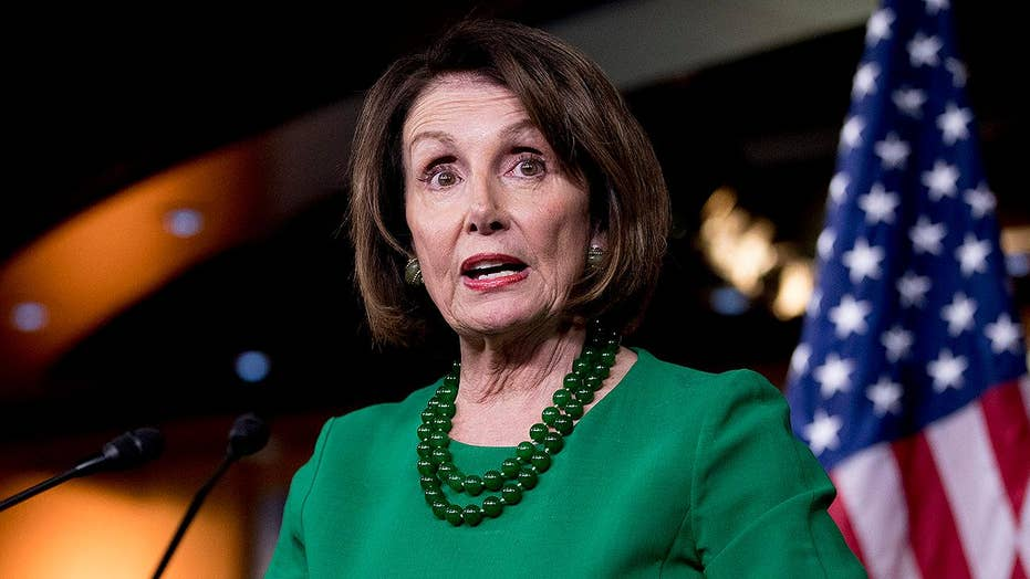 Nancy Pelosi says impeachment inquiry is a deadly serious effort to find the truth