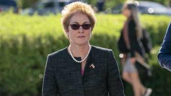 Did ousted US ambassador to Ukraine unlawfully monitor Laura Ingraham?