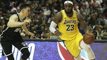 Chinese immigrant calls out LeBron James' 'hypocrisy' on NBA controversy