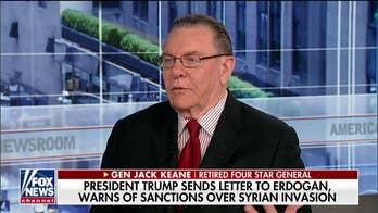 General Jack Keane on the resurgency of ISIS