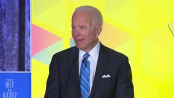 Joe Biden aims to boost support among female voters