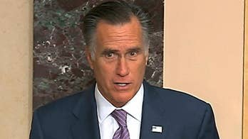 Senator Mitt Romney blasts President Trump's decision to withdraw troops from Syria