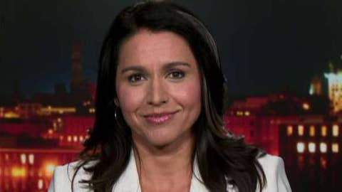 Tulsi Gabbard speaks out against attacks from CNN, New York Times