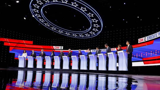 Democrats announce packed debate schedule in early voting states