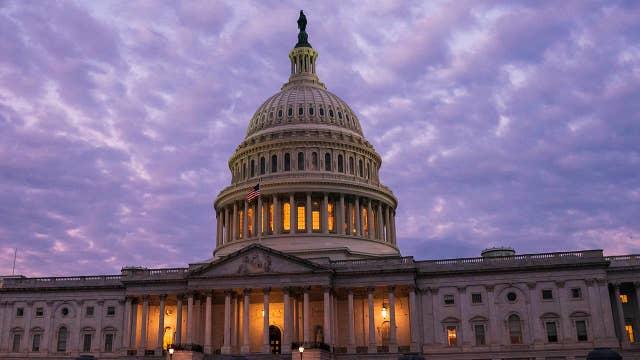 President Trump calls Democrats 'desperate' as officials testify in closed door impeachment hearings