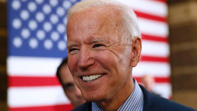 Biden defends campaign funds as his cash on hand lags behind rivals