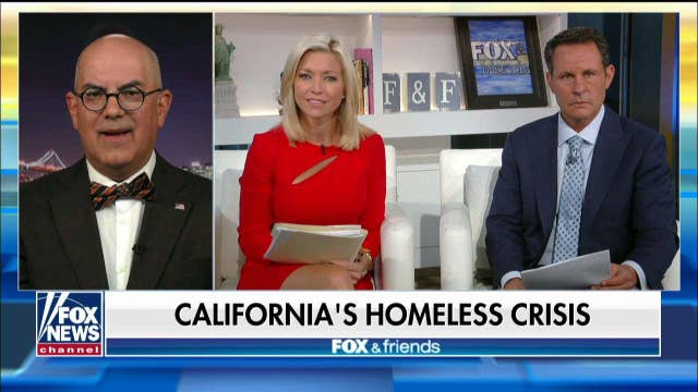 Former San Francisco mayoral candidate warns liberal policies are escalating the homeless crisis