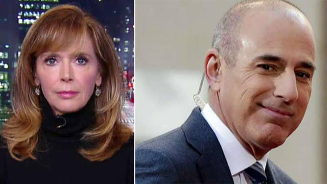 Linda Vester: We all knew Matt Lauer was dangerous, had to be avoided at all costs