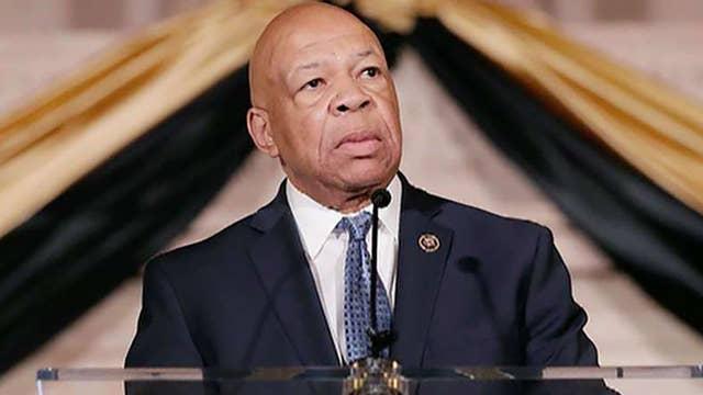 Death of Rep. Elijah Cummings draws bipartisan tributes