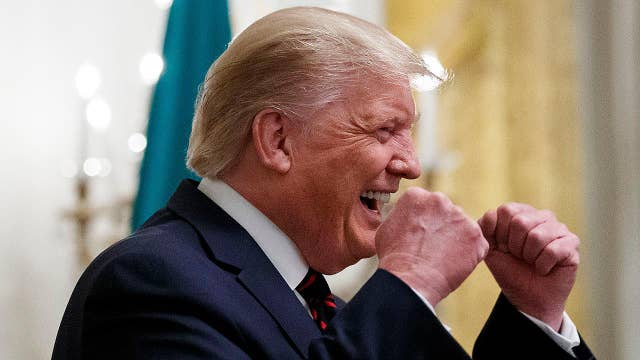 Was President Trump the clear winner of the Democratic presidential debate?