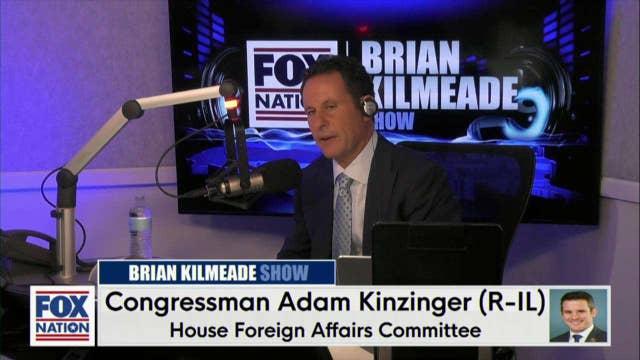 Congressman Adam Kinzinger On The Brian Kilmeade Show 10-17-19