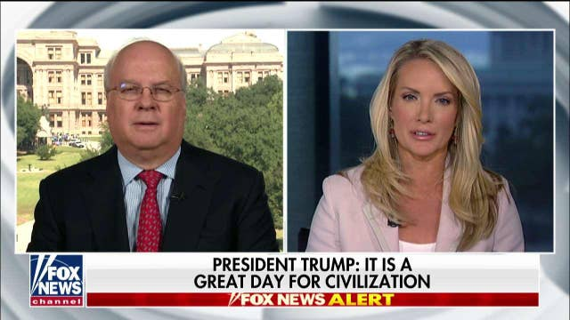 Karl Rove Discusses the Turkey/Syria Cease-fire