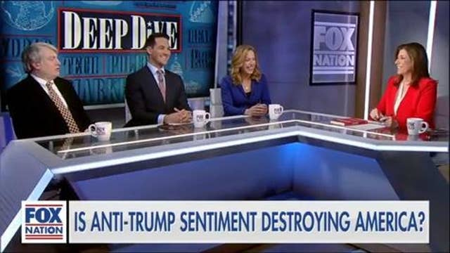 Is anti-Trump sentiment damaging America?: Expert panel debates