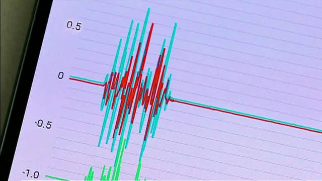 California unveils earthquake warning system
