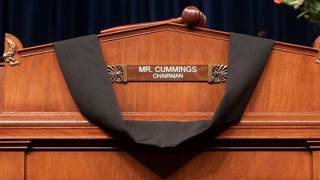 Congress gathers to honor Maryland Congressman Elijah Cummings