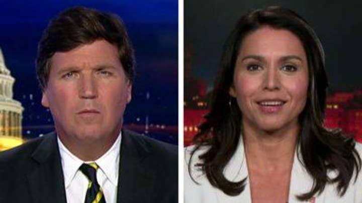 Tulsi Gabbard responds to CNN, New York Times' 'smears'