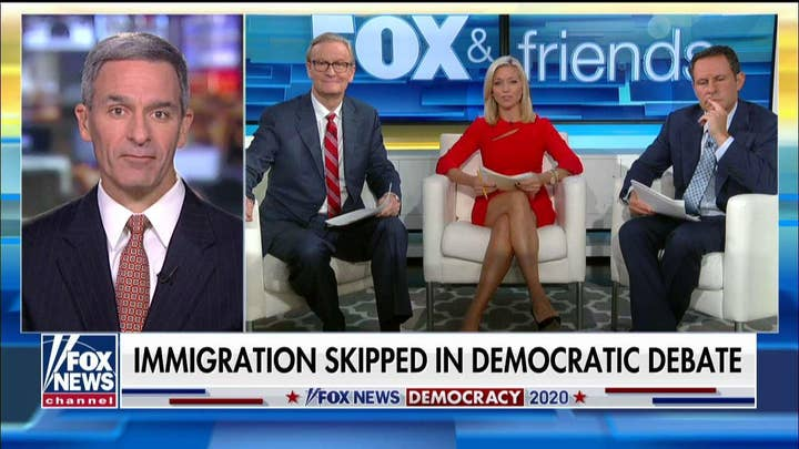 Ken Cuccinelli: Trump administration will succeed on immigration if 'the courts don't get in our way'