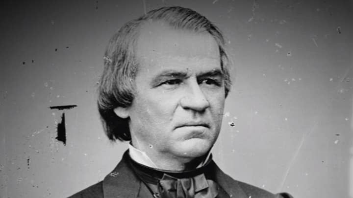 Who was the first president to be impeached?: New documentary on effort to remove Andrew Johnson