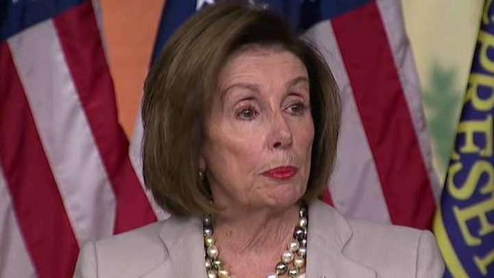 Pelosi says Trump had meltdown during meeting on Syria, praises Schiff's handling of impeachment inquiry
