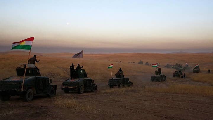 Kurdish forces do not accept terms of 'cease-fire' with Turkey in Syria