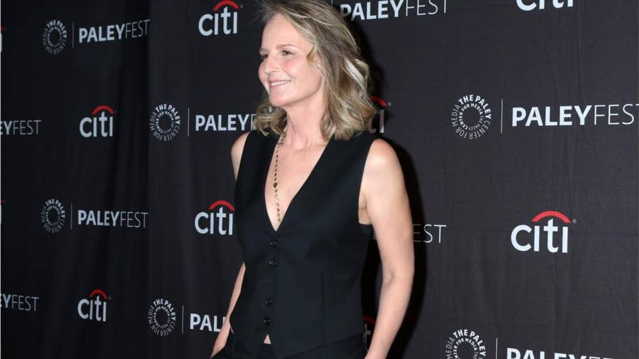 Reports: Helen Hunt hospitalized after SUV flips in car accident
