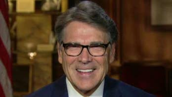 Rick Perry says his departure has nothing to do with the Trump-Ukraine call