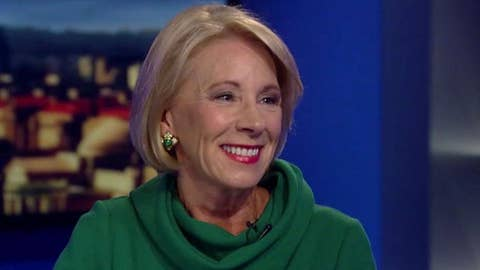 Secretary Betsy DeVos on state of education in America: We're in trouble