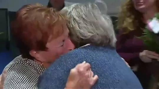 Sisters reunited after 75 years thanks to online DNA test