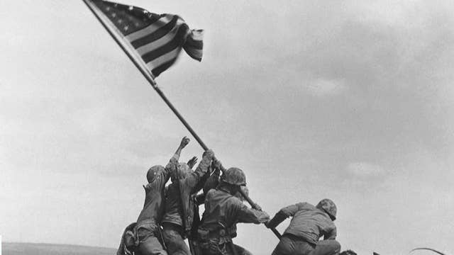 USMC correct identification of Marine in Iwo Jima flag-raising photo