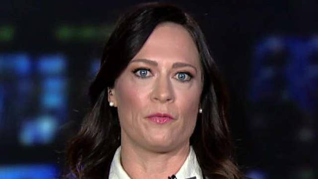 White House press secretary Stephanie Grisham: Dems throwing 'temper tantrum' trying to undo 2016 election