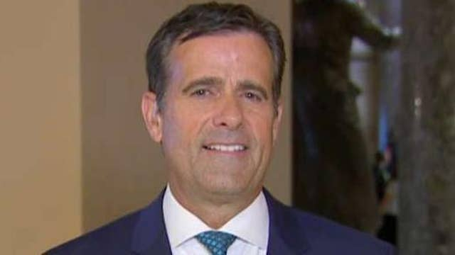 Rep. Ratcliffe: We need to hear from Adam Schiff on how this whole baseless investigation got started