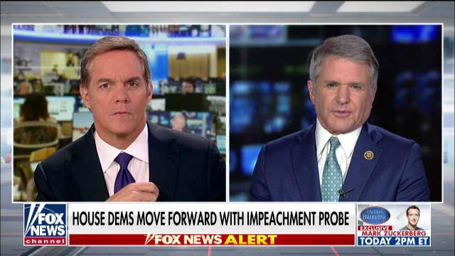 Rep. McCaul on Dems' impeachment 'fishing expedition'