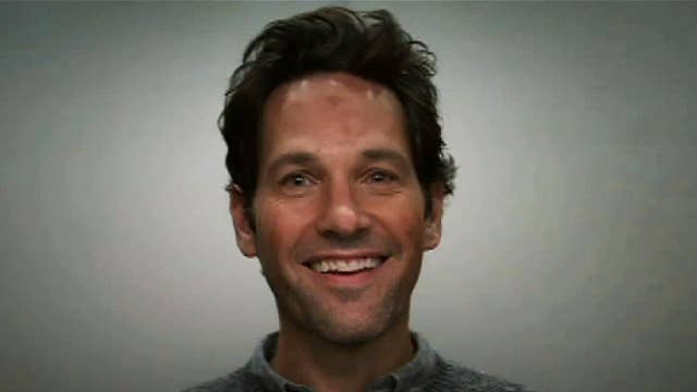 Double duty for Paul Rudd in the new Netflix series 'Living With Yourself'