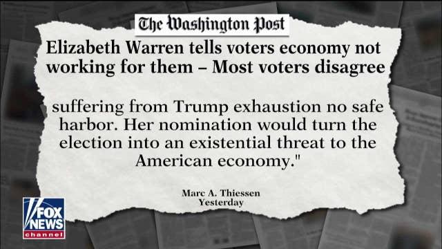 Charles Payne on Elizabeth Warren's economic message