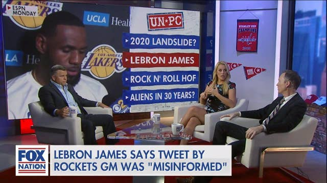 McHenry blasts Lebron James: 'You're all about being 'woke'... when it's not affecting your bottom line'