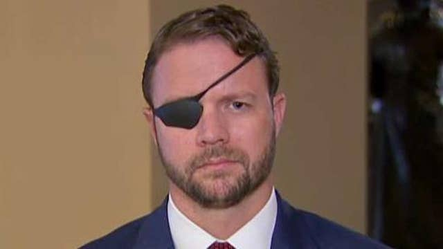 Rep. Dan Crenshaw says US should not have had to broker a Syrian ceasefire with Turkey in the first place