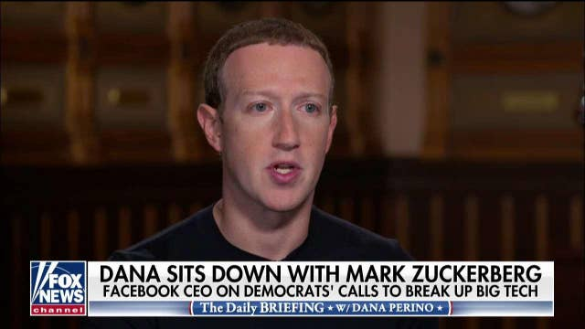 Mark Zuckerberg says he believes that his company makes too many important decisions about speech